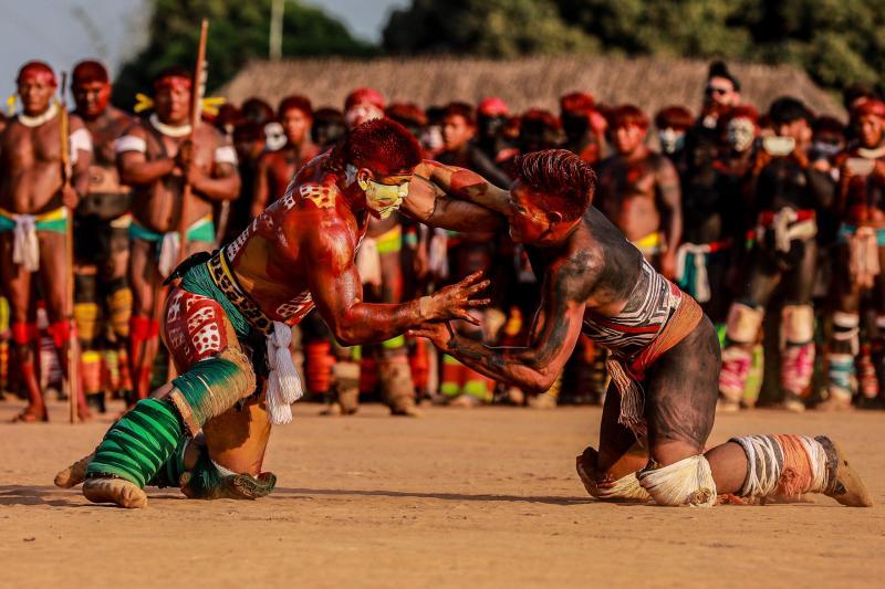 Xingu – Festa do Kuarup