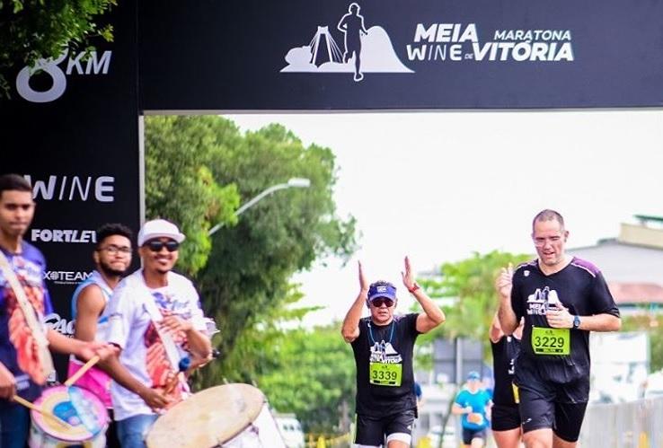 A Meia Maratona de Vitória acontecerá no dia 13 de setembro.