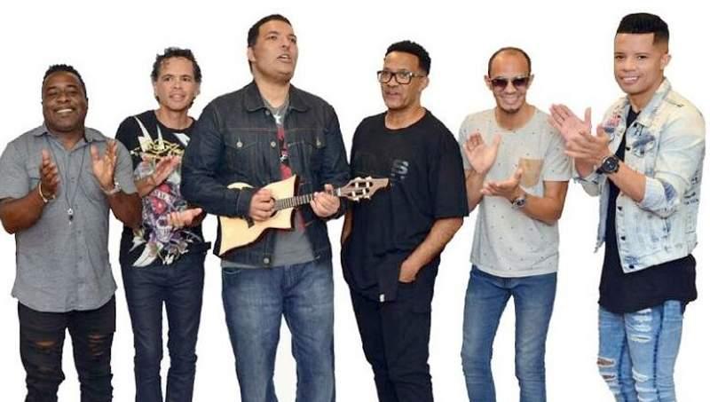 """Criado na Zona Norte de São Paulo no final da década de 1980, o grupo é responsável pelos hits """"Pimpolho"""", """"Sem Abuso"""" e """"Temporal"""". Foto: Divulgação"""