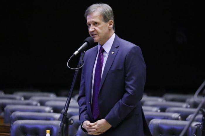 O líder Aluisio Mendes - (Foto: Maryanna Oliveira/Câmara dos Deputados)