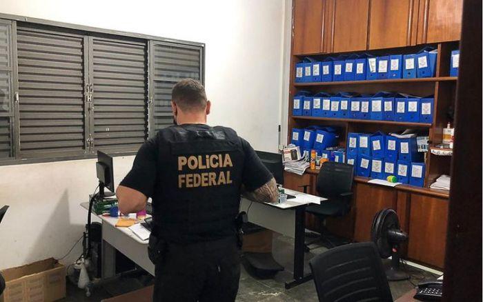 © Operação Aventura/Polícia Federal