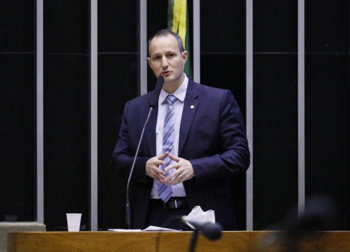 Guilherme Derrite: resgate pelos bombeiros diminui sequelas e mortes - (Foto: Maryanna Oliveira/Câmara dos Deputados)
