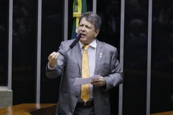 Bibo Nunes: objetivo é garantir o respeito ao direito de propriedade - (Foto: Luis Macedo/Câmara dos Deputados)