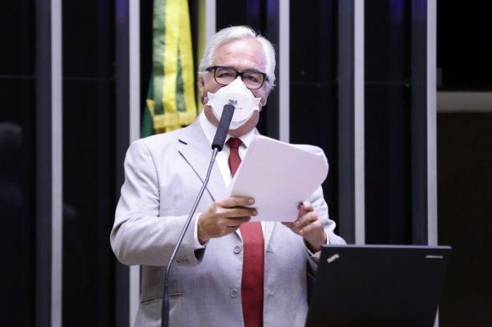 Pedro Westphalen é o relator da MP - (Foto: Najara Araujo/Câmara dos Deputados)
