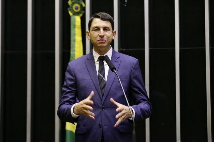 Juninho do Pneu, autor da proposta - (Foto: Acervo Câmara dos Deputados)