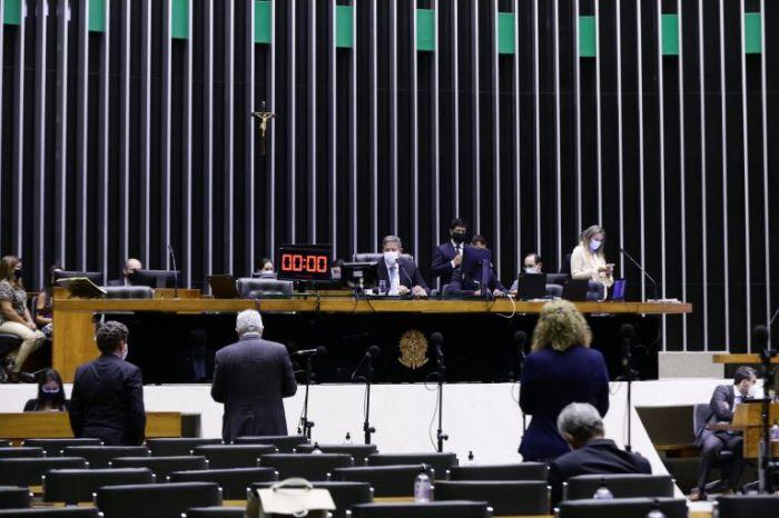 Sessão do Plenário da Câmara dos Deputados - (Foto: Najara Araújo/Câmara dos Deputados)