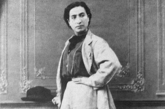 Anita Garibaldi em registro na Itália, pouco tempo antes de sua morte, em 1849 - (Foto: dominio publico)
