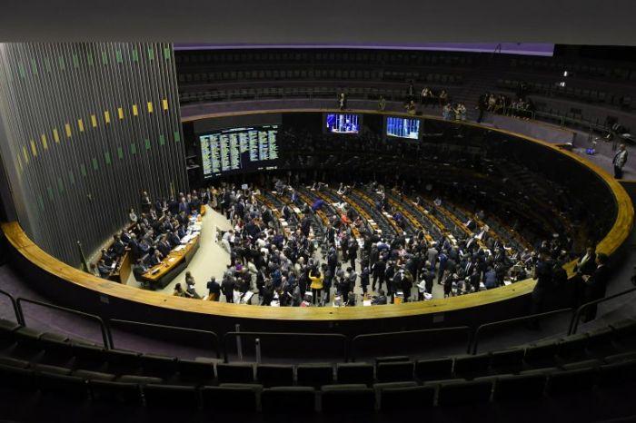 Plenário vai discutir prisão em flagrante de deputados - (Foto: Roque de Sá/Agência Senado)