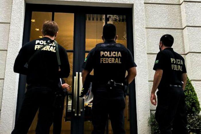 © Divulgação/Polícia Federal