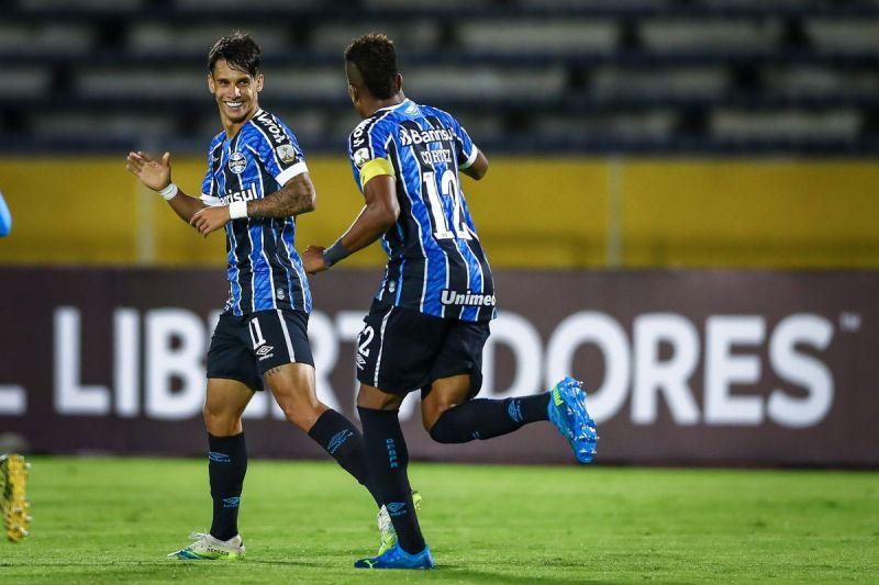 © Lucas Uebel/Grêmio FBPA/Direitos reservados