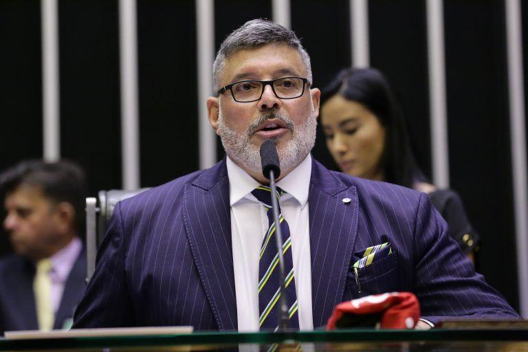 O autor da proposta, deputado Alexandre Frota - (Foto: Michel Jesus/ Câmara dos Deputados)