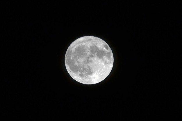 Dependendo da localização, preço por área na Lua é surpreendentemente barato - (Foto: Freepik)