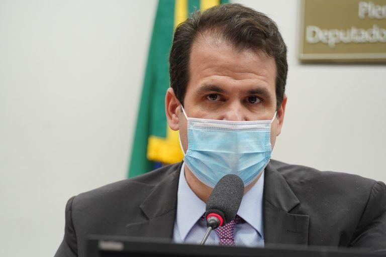Aureo Ribeiro, autor do projeto de lei - (Foto: Will Shutter/Câmara dos Deputados)