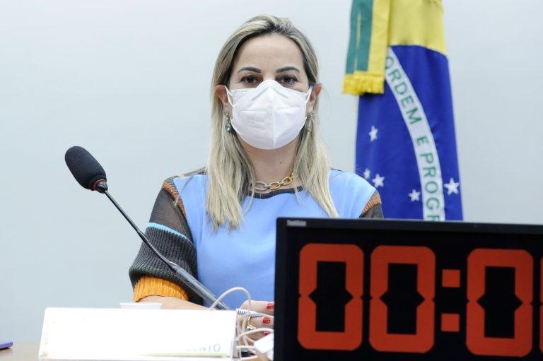 Policial Kátia Sastre é relatora de uma das propostas - (Foto: Cleia Viana/Câmara dos Deputados)
