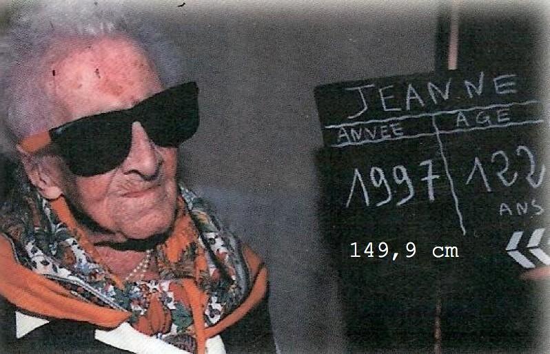 Jeanne Louise Calment morreu com 122 anos em 1997 - (Foto: Arne Hendricks via Flickr)