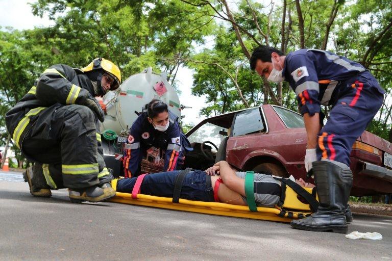 Senador diz que motoristas bêbados causam prejuízo ao erário - (Foto: Neto Talmeli/Prefeitura de Uberaba-MG)
