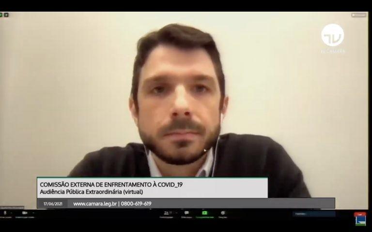 Polanczyk: estresse da pandemia pode levar ao desenvolvimento de transtornos mentais - (Foto: Reprodução)