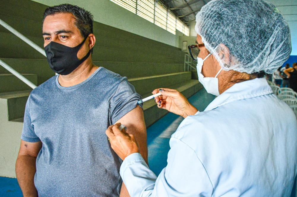 A mais recente distribuição de vacinas pela Secretaria da Saúde ocorreu na última sexta-feira. Foto: Divulgação/PML