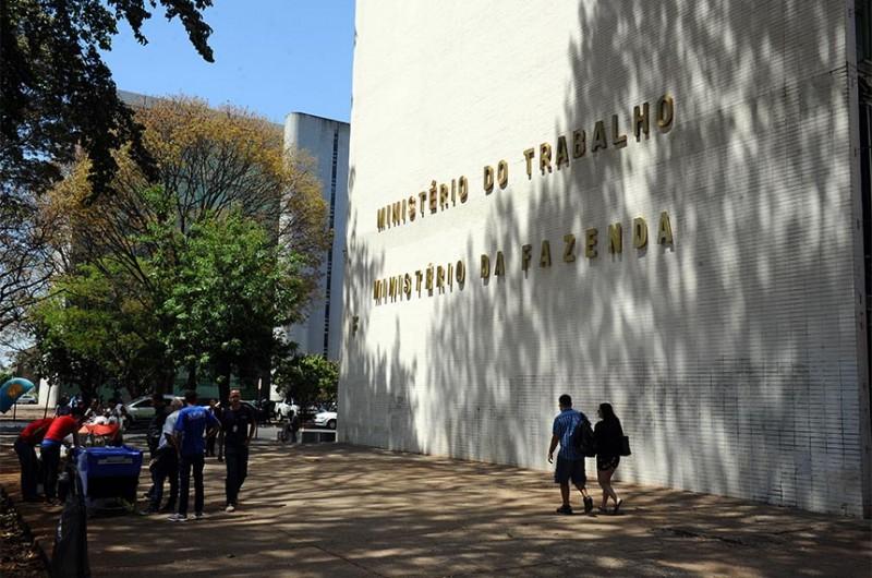 Ministério do Trabalho foi extinto no primeiro dia do próprio governo Bolsonaro, com a estrutura transformada em secretaria especial do Ministério da Economia - Marcos Oliveira/Agência Senado