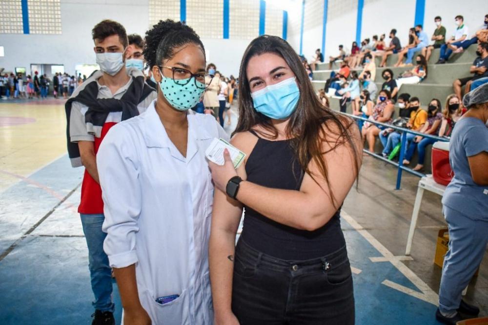 A vacinação em Linhares segue o Plano Nacional de Imunização.